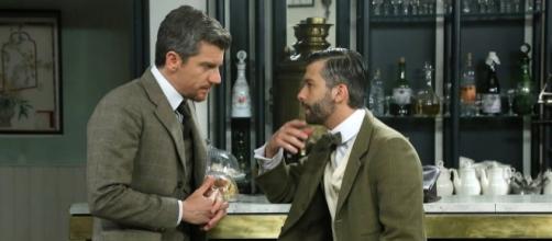 Mauro habla con Felipe tras su boda /Tve1