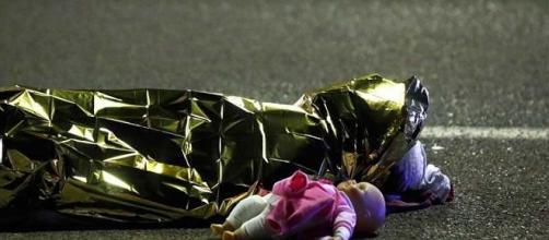 Niña muerta en el atentado en Niza, Francia
