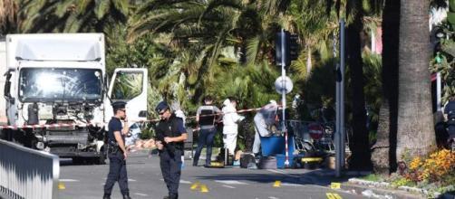Nizza all'indomani dell'attentato