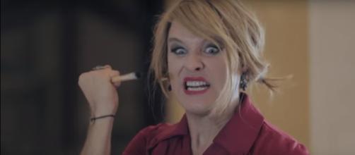 Screen capture of Bart Baker as Taylor Swift. Bart Baker/YouTube.