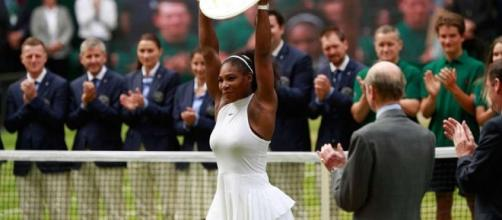 Wimbledon: Jay Z, Beyonce watch Serena Williams - pulse.ng