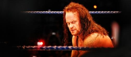 WWE's The Undertaker in 2008 [image via Flickr/LinxReloaded]