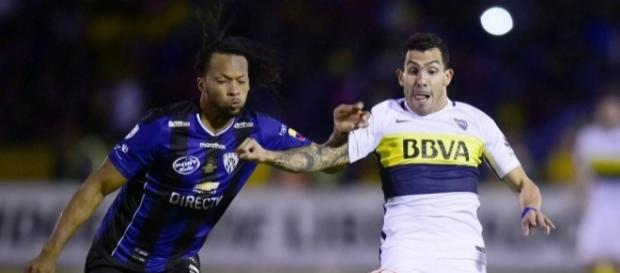 Boca Juniors vs Independiente del Valle en vivo | Copa ... - elpais.com