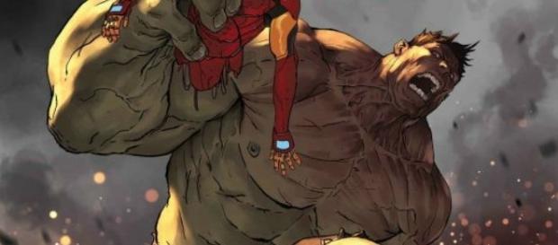 'Civil War II' #3 / cover by Marko Djurdjevic, Marvel.com