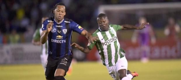 Del Valle arranca empate no fim e decide na Colômbia