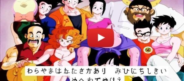 Dragon Ball GT ending oficial completo