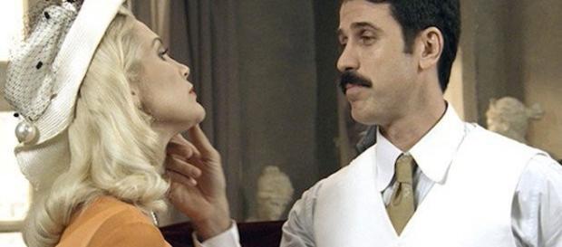 Ernesto deixa Sandra a ver navios e promete entregá-la