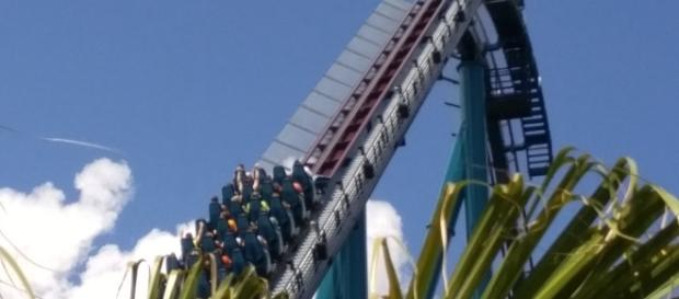 Mako takes riders to impressive heights. (Photo by Barb Nefer)