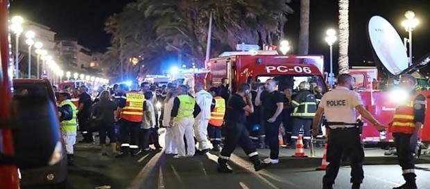 Mulher dá à luz durante atentado em Nice