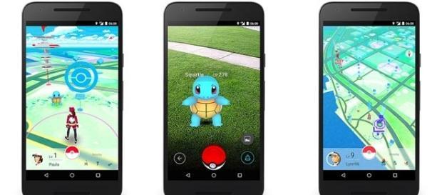Pokemon Go mobile game / photo by Darren Mark Domirez, Flickr