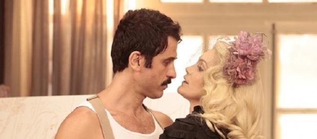 Sandra é traída por Ernesto (Gshow)