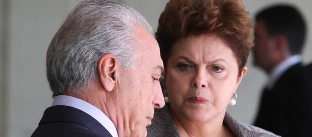 Temer e Dilma repudiaram o atentado