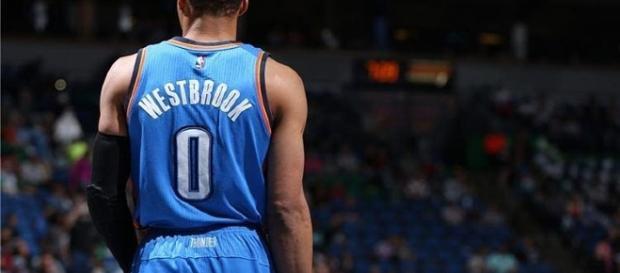 Westbrook podría abandonar Oklahoma