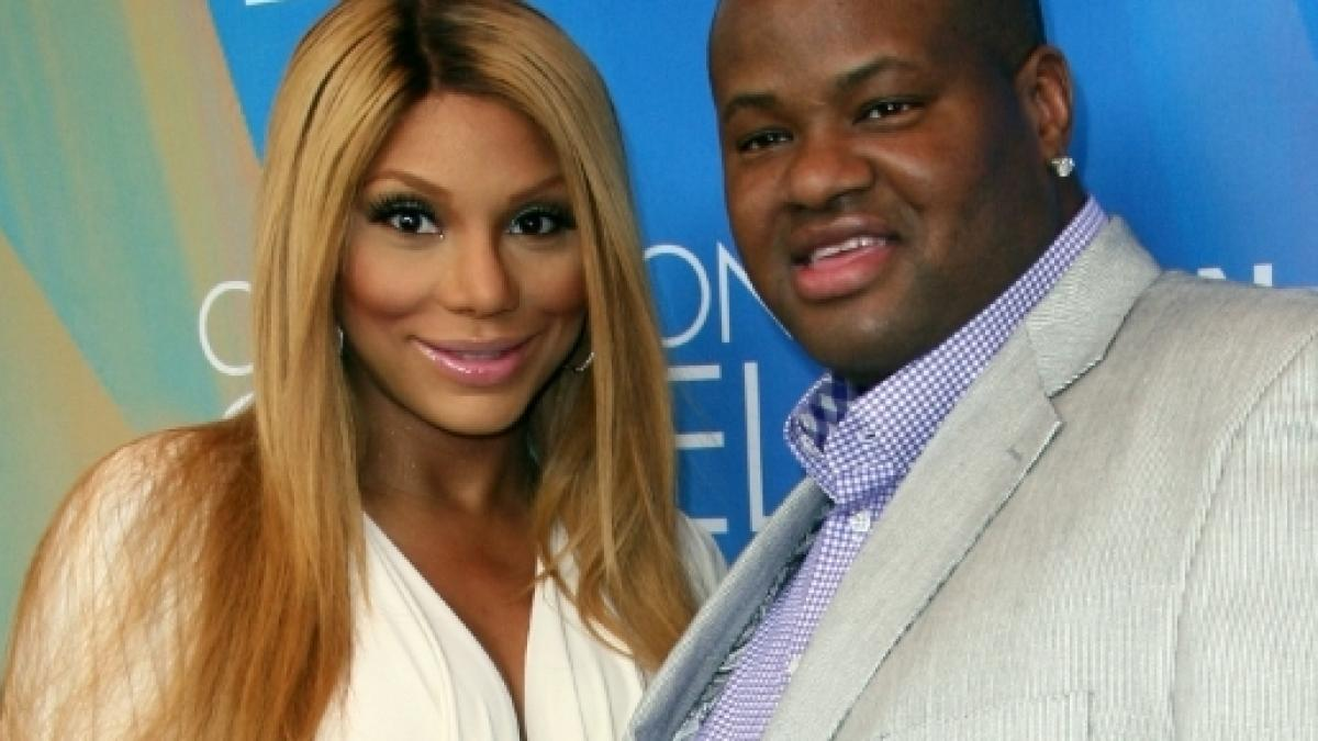 Tamar Braxton divorce: Former 'The Real' host accused of