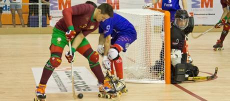 Portugal chega à final do Europeu de hóquei em patins