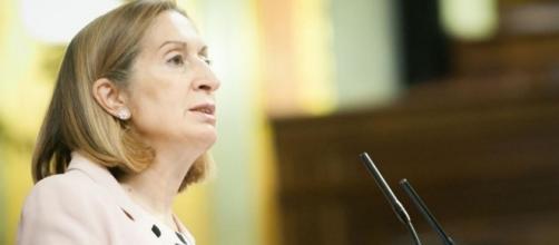 Ana Pastor es la nueva presidenta del Congreso Español