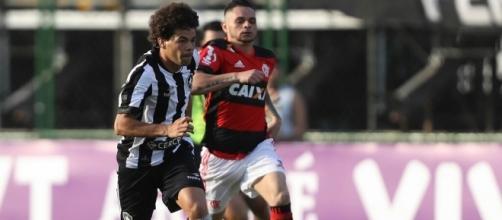 Botafogo x Flamengo - Campeonato Brasileiro
