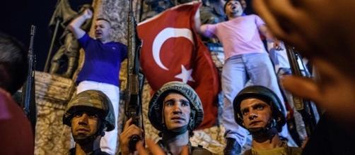 ¿Está Estados Unidos detrás del golpe de Estado fallido en Turquía?
