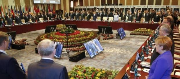 Cumbre ASEM - Asia y Unión Europea