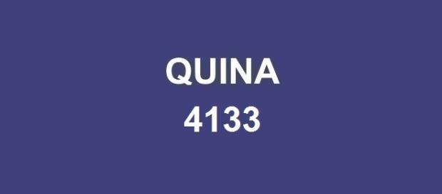 Detalhes do sorteio de sábado; resultado da Quina 4133 com prêmio de R$ 4 milhões