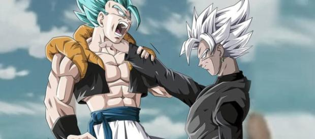 Dragon Ball Super: Black Goku se enfrentaría a Gogeta