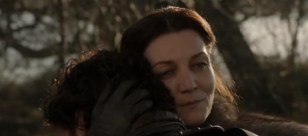 Game of Thrones: Robb and Catelyn. Screencap: ExploreWesteros via YouTube