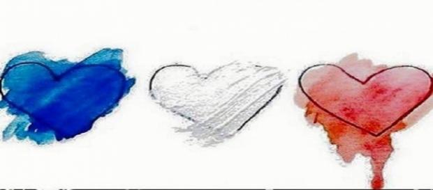 Imagen solidaria con las víctimas del atentado de Niza