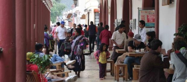 La fusión de México entre su pueblo originario y el ciudadano modernizado