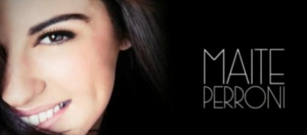Maite Perroni chega ao Brasil para começas a sua turnê / Imagem divulgação Warner Music