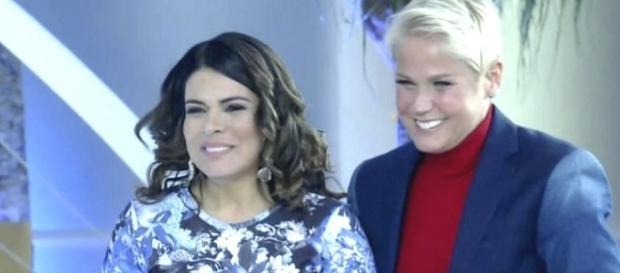 Mara Maravilha se compara a Xuxa Meneghel