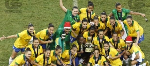 CBF está em dívida com Seleção Brasileira de Futebol Feminino