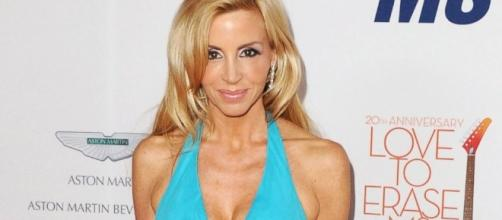 Camille Grammer Recovering From Surgery for Endometrial Cancer ... - go.com