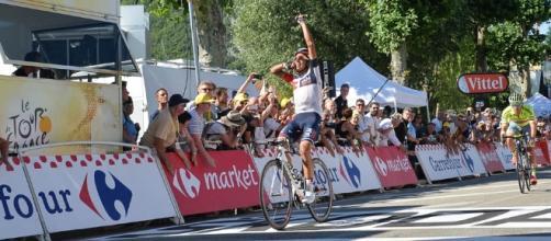 Orgullo para el ciclismo colombiano con la victoria de Jarlinson Pantano en la etapa 15 del Tour de France 2016