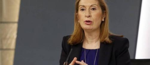 Rajoy propone a Ana Pastor para presidir el Congreso