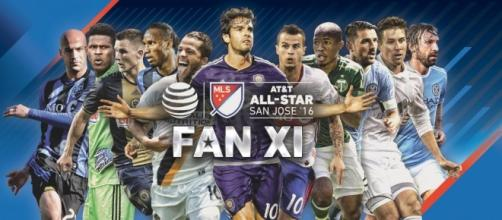 The MLS all star roster is full of a combination of rising stars and legendary players - lagalaxy.com