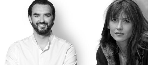 Cyril Lignac en couple avec Sophie Marceau