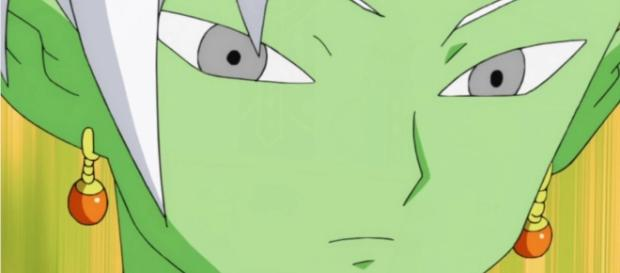 El supremo Kaioshin, su nombre es Zamasu