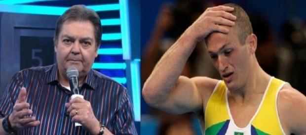 Faustão teceu críticas às Olimpíadas após 'censura' (Divulgação/Internet)