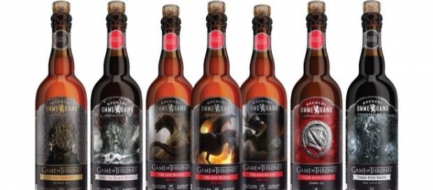 HBO e Ommegang Brewery lançam nova linha de cervejas de Game of Thrones