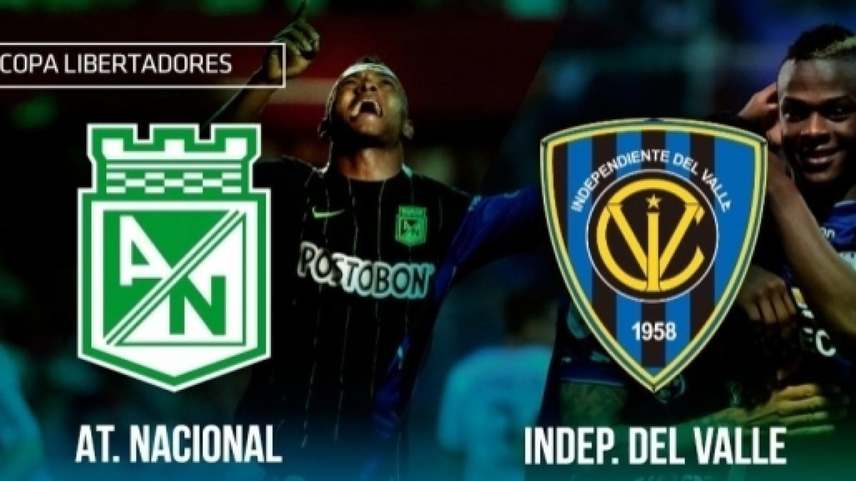 Copa Libertadores terá Atlético Nacional e Independiente Del Valle na final 45bf9e7bf485a