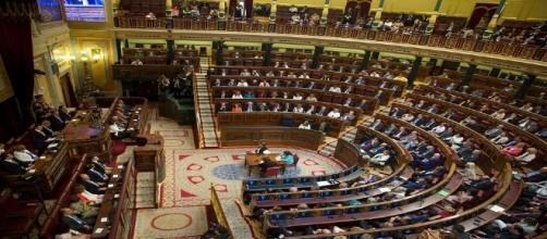 Congreso de los Diputados. Public Domain