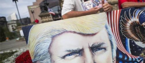 Donald Trump ha dividido al partido republicano y al país