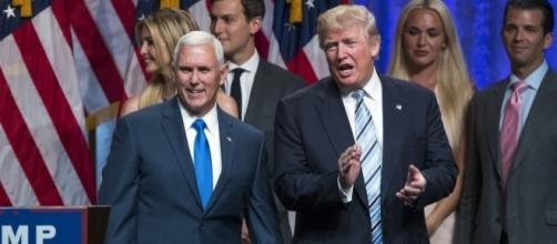 Donald Trump Introduces Indiana Gov. Mike Pence As His VP Nominee ... - npr.org