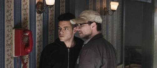'Mr. Robot' creator, Sam Esmail gives a look inside season two. Screencap via Josh Eels, Rollingstone.com