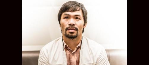Manny Pacquiao/ Photo by Boxing AIBA via Flickr