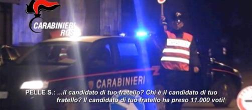 Scoperta cupola segreta,in azione i carabinieri del nucleo di Reggio Calabria