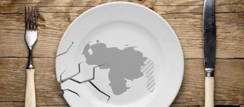 Una manera muy original de mostrar la crisis alimentaria en Venezuela