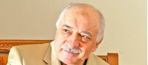 Una vecchia fotografia di Fethullah Gülen