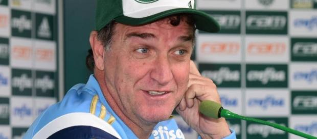 Cuca, técnico do Palmeiras, concedeu entrevista e falou sobre tabela