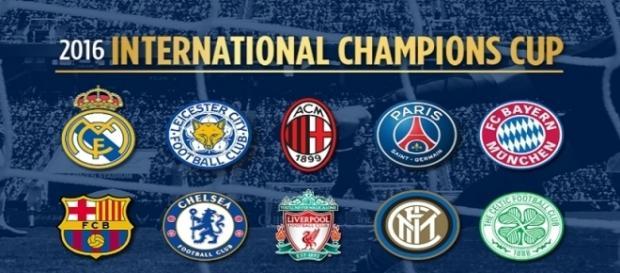 International Champions Cup será exibida pelo Esporte Interativo.
